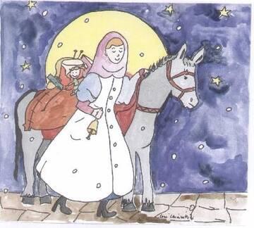 Santa Lucia Calendario.Arriva Santa Lucia Calendario Territorio Comune Di